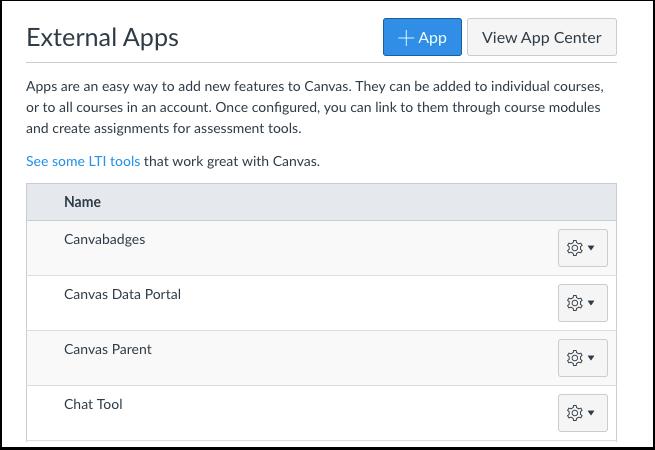 ¿Cuándo utilizaría una aplicación externa?