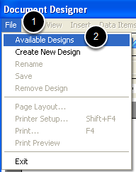 File - Available Designs