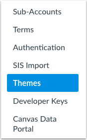 Open Theme Editor Button