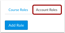 Open Account Roles