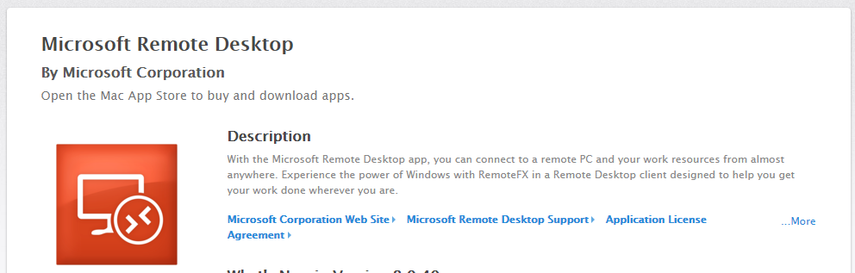 Download Remote Desktop Client