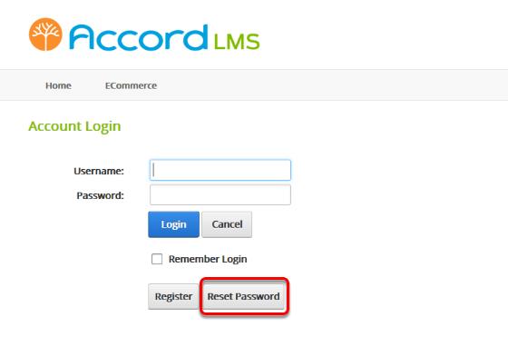 To retrieve a forgotten password: