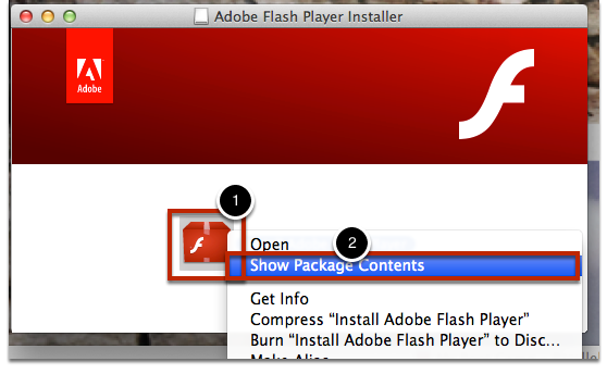 Flash Player Installation Issue - Mac – Oklahoma Christian