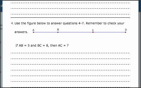 an image of a sample assessment