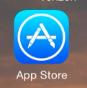 On your iPhone, open the App Store Icon