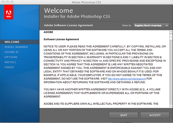 Adobe Photoshop Cs5 Mac Install Oklahoma Christian University