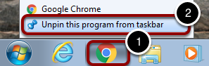 Configure Chrome
