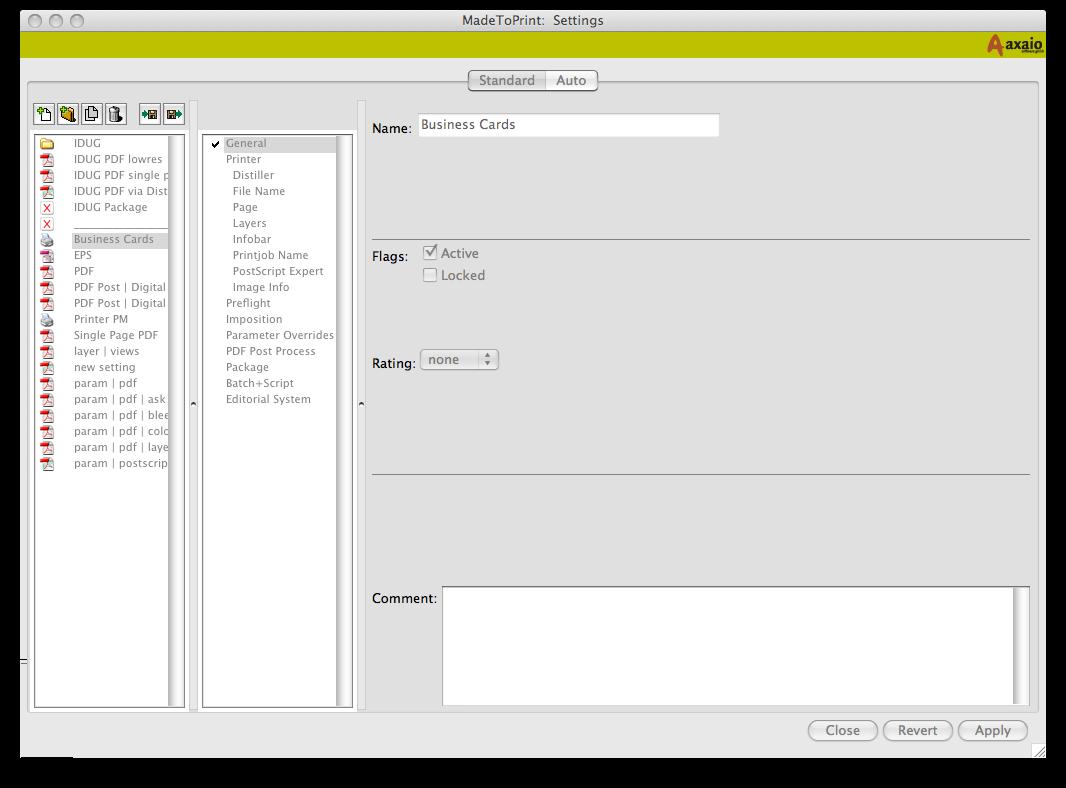 Application – Setup and Run MadeToPrint | MadeToPrint Manual
