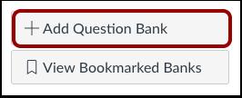 Adicionar Banco de Perguntas