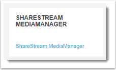 ShareStream Media Manager block