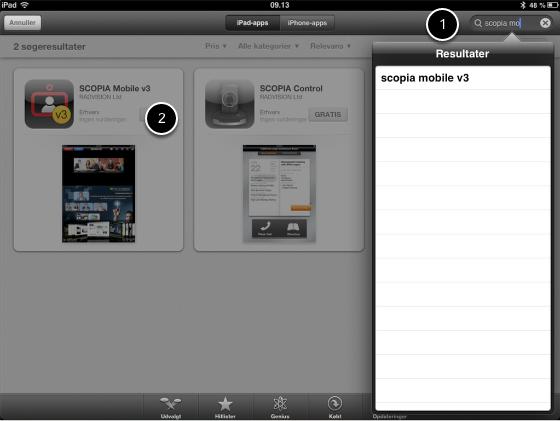 Find app'en