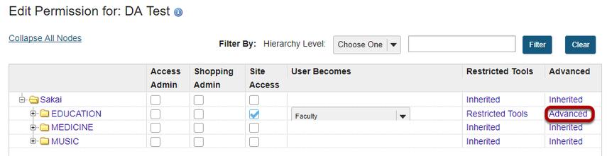 Add Become User tool. (Optional)