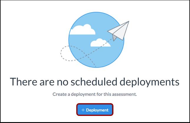Create Deployment