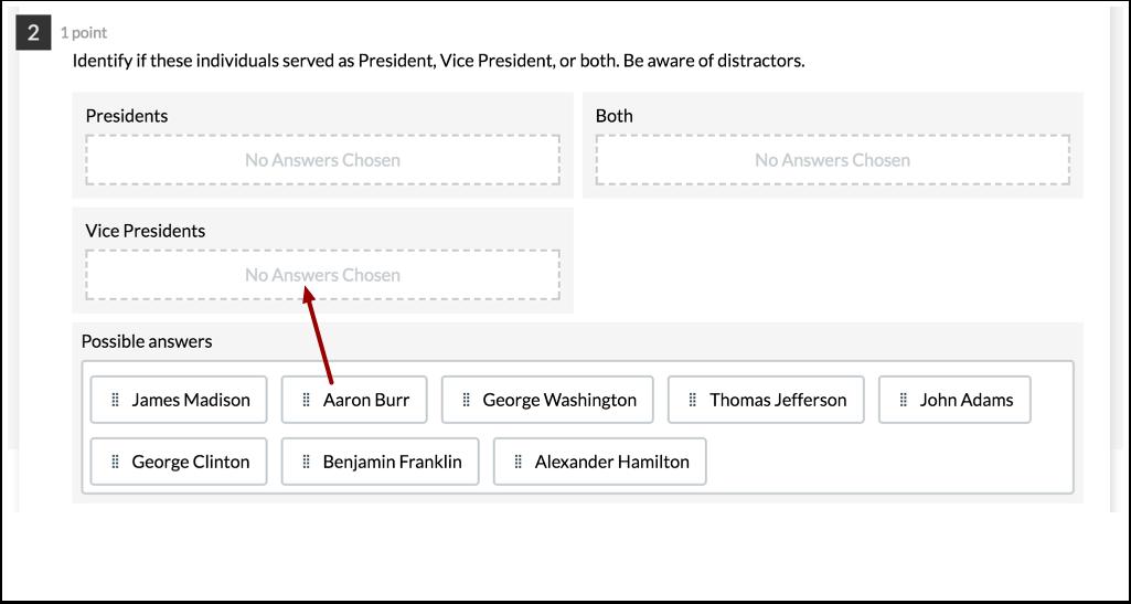 Categorization Question