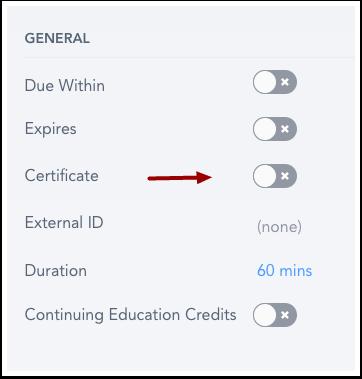 Ajouter un certificat