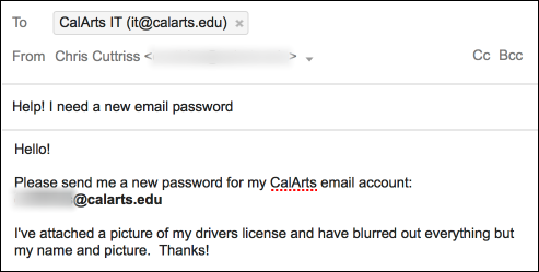 Send an Email to it@calarts.edu