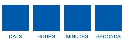 The Countdown Clocks Widget – Emarsys