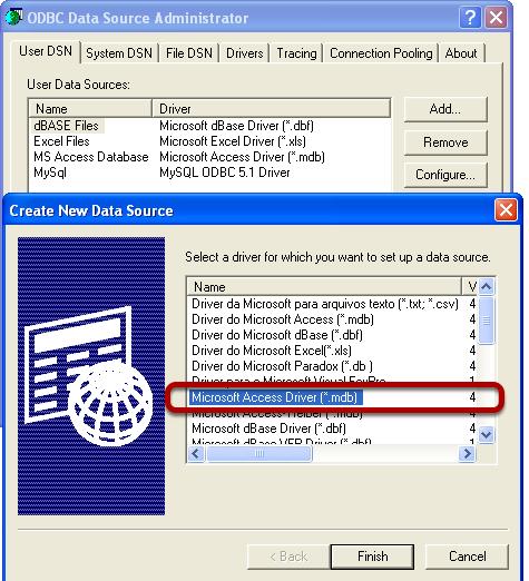 Step 2: Add new Data Source