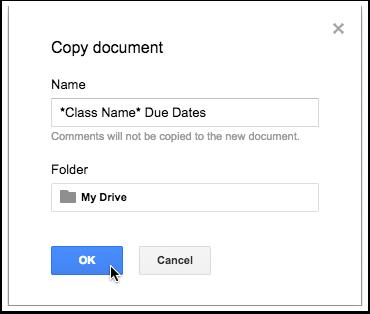 Name the new spreadsheet.