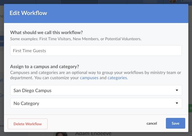 Workflow Information