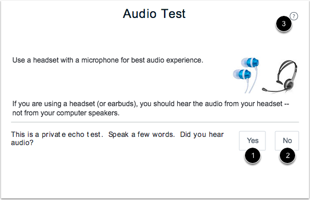 Audio Test