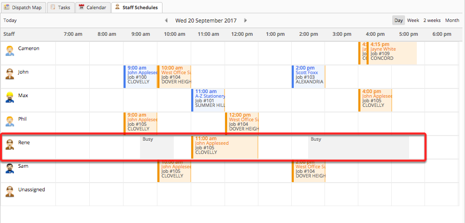 How To Use The Calendar Import Add On Servicem8 Help
