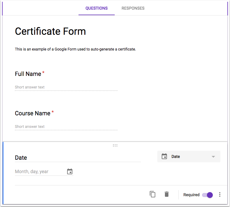 How Do I Use Google Forms And Sheets To Automatically Generate