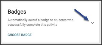 Select Badge