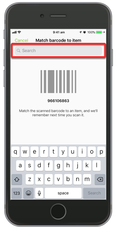 How to use Barcode Scanning – ServiceM8 Help