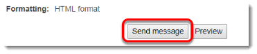 Click on Send message.