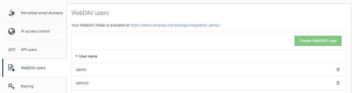 webdav-create-user