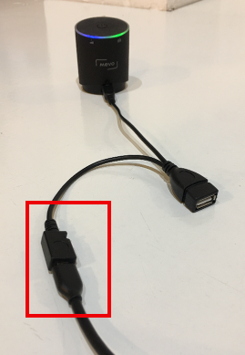 Wondrous Connecting Usb Devices With A Usb Otg Cable Mevo Camera Wiring Cloud Oideiuggs Outletorg