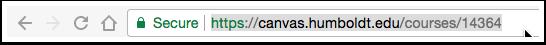 Check the URL.