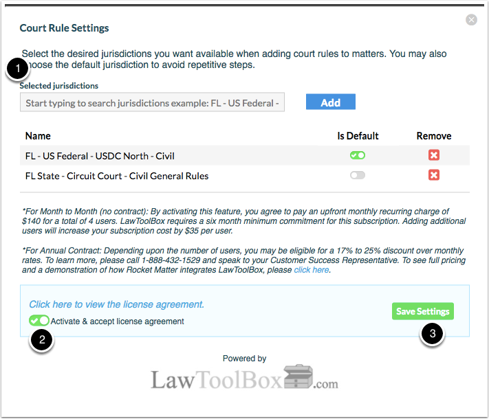 How To Get Started With The Lawtoolbox Integration Rocket Matter
