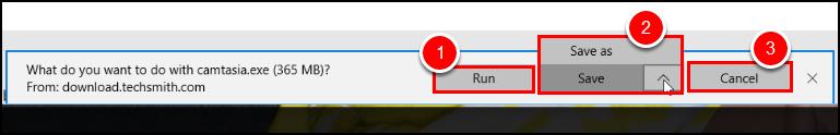 Download a File in Edge