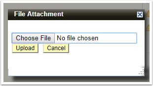File Attachment fields