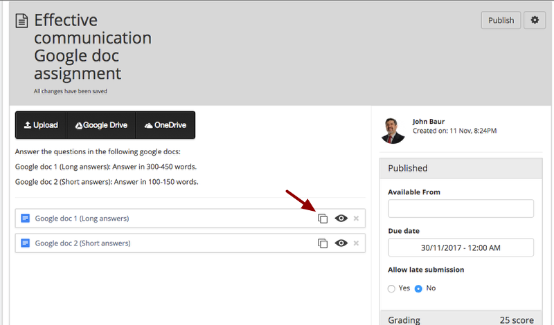 Google Make A Copy Teamie Help Center - When was google docs created