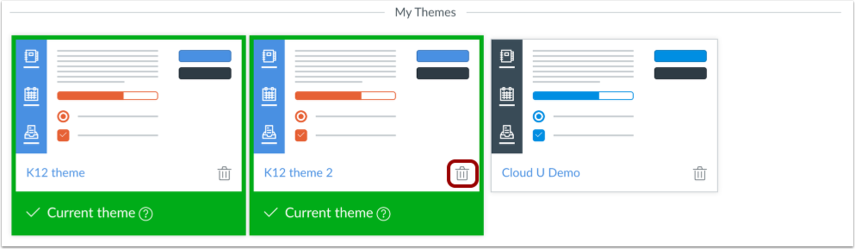 View Multiple Active Themes
