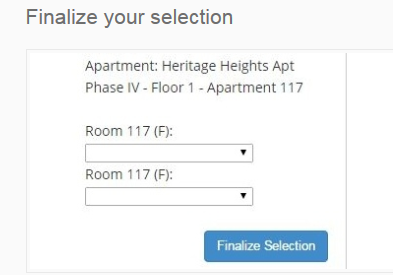 5. Finalize Your Selection