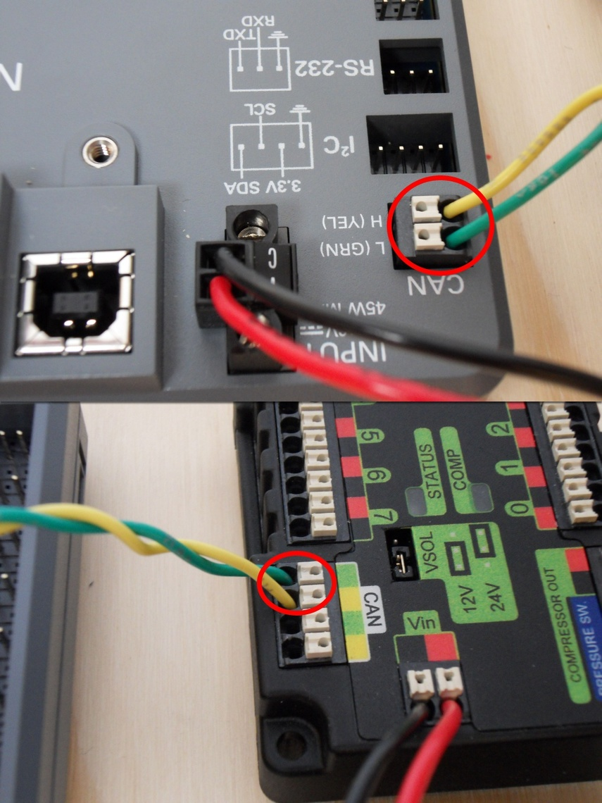 Wiring The Frc Control System