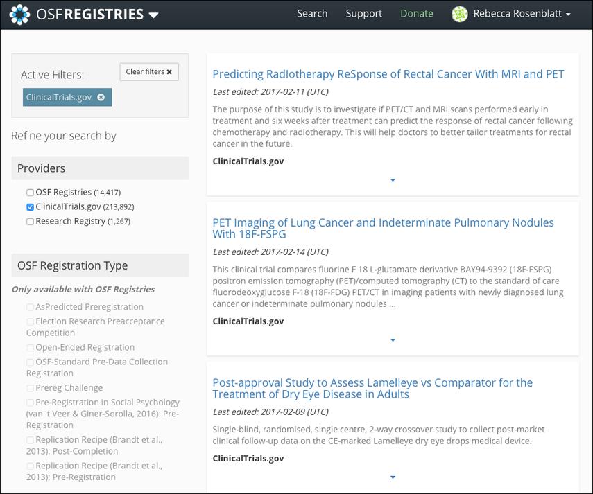 Registration Provider
