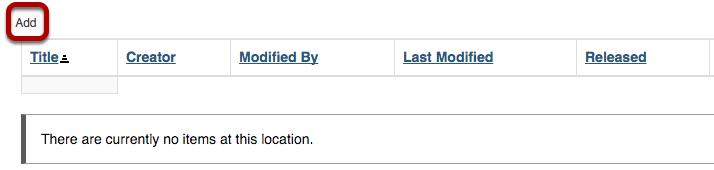 PostEm feedback item list with Add tab highlighted.