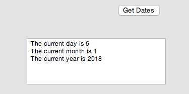 Formatting the date yourself