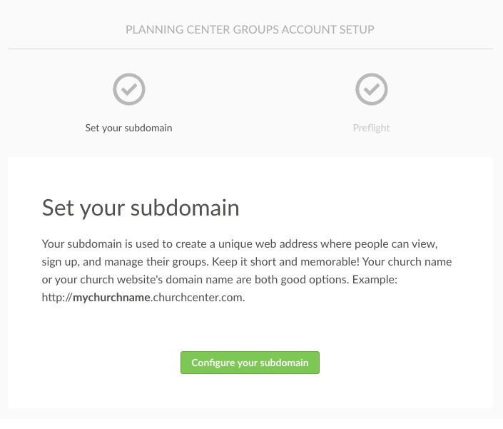 add subdomain