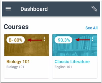 View Grades