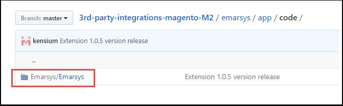 Magento 2 Integrationsanleitung – Emarsys
