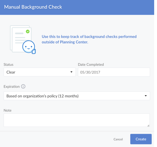 background check info