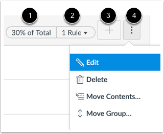 Manage Assignment Group Settings