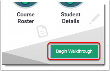 Click on Begin Walkthrough to view the tutorials.