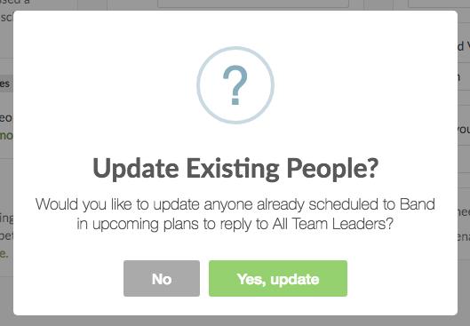 update future